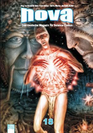 Nova 18: Das Cover