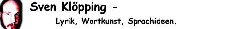 Banner Sven Klöpping